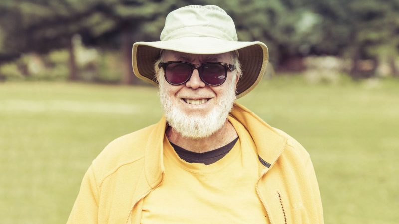 Kevin Kelly in Montana