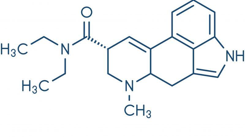 LSD ACID Chemical Structure
